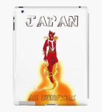 Heroic Japan iPad Case/Skin