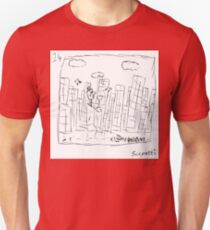 The city is not as Ted remembers T-Shirt