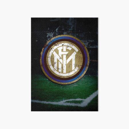 Inter Milan Art Board Print