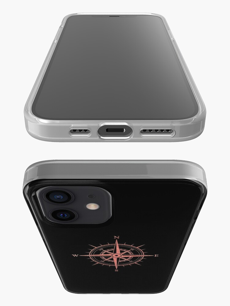 Alternate view of Rose Winds Compass Symbol iPhone Case & Cover
