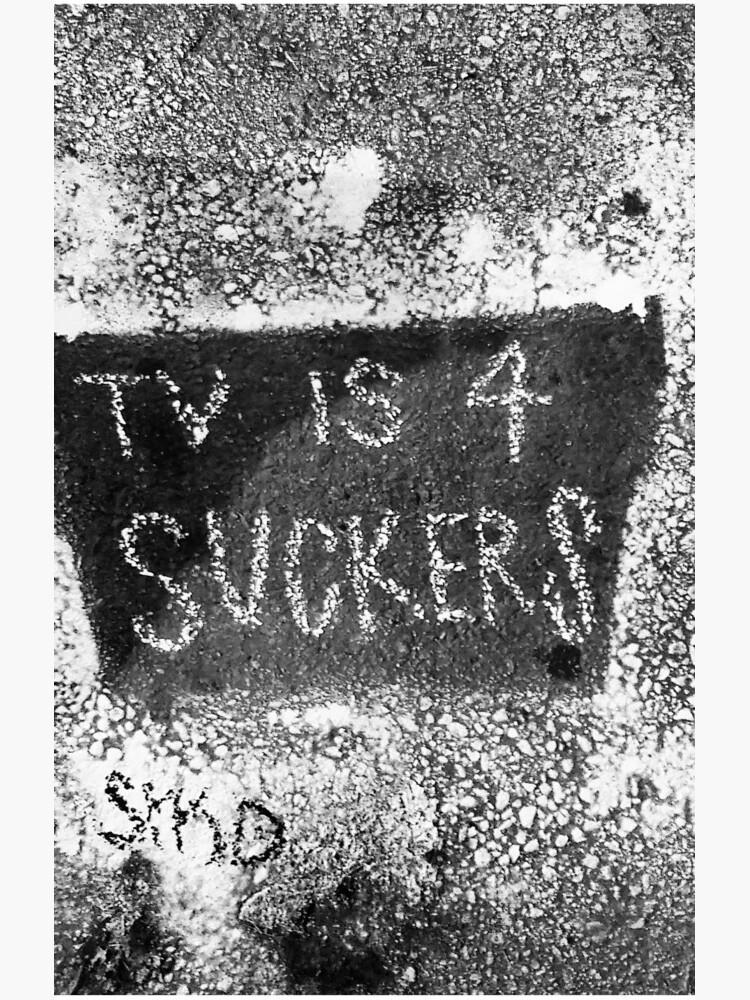TV es para Suckers de gettingpsyched