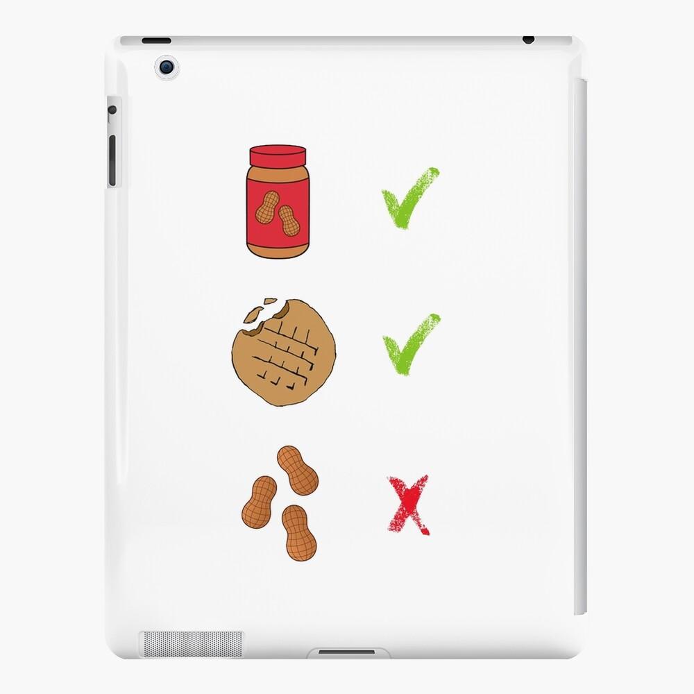 Erdnüsse - Pidge iPad-Hülle & Skin