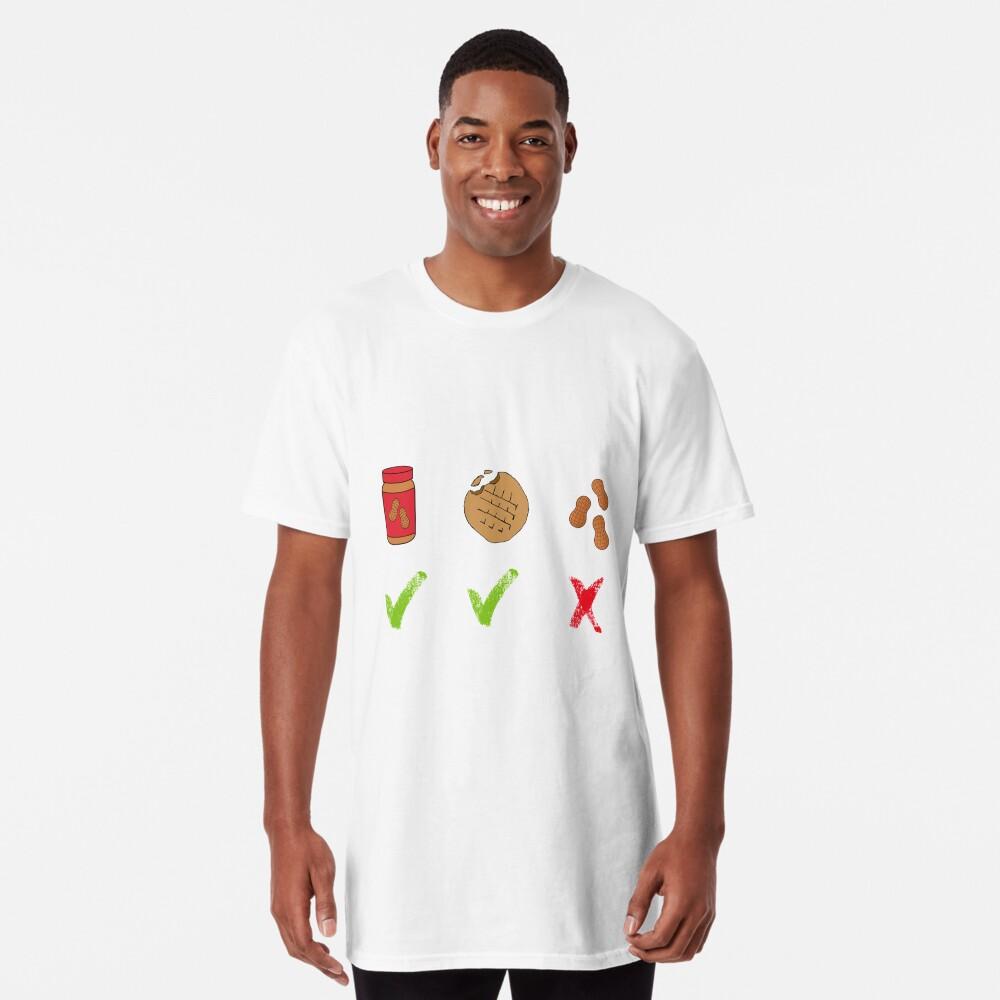 Erdnüsse - Pidge Longshirt