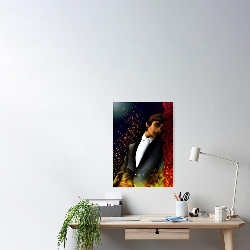 Legend - Caraval Poster