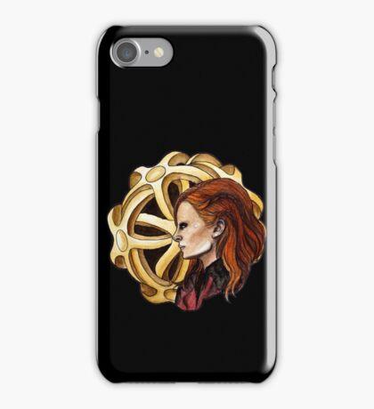The Amazing Goddess iPhone Case/Skin
