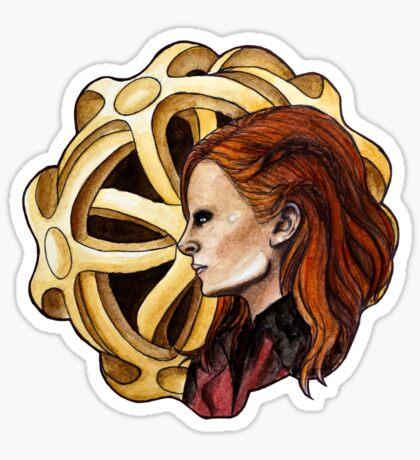 The Amazing Goddess Sticker