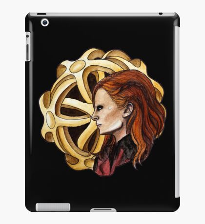 The Amazing Goddess iPad Case/Skin