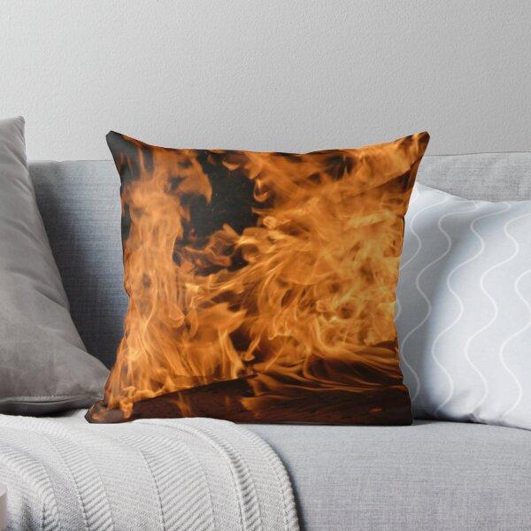FIRE by die|site Dekokissen
