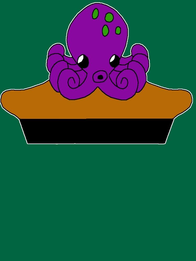 Octopie by jeshka