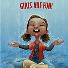 Girls are Fun! by Danielle Pioli