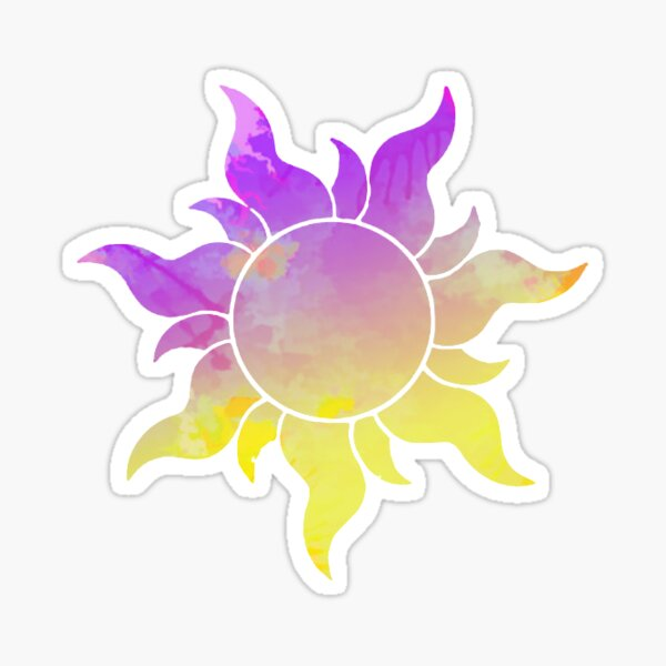 Tangled Stickers Redbubble