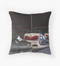 Boy racers Throw Pillow