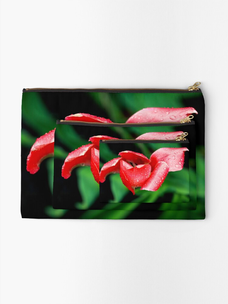 Alternate view of After the Storm Zipper Pouch