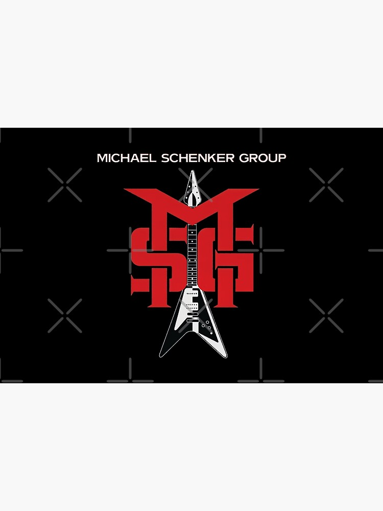 Michael Schenker Group by LorisCloset