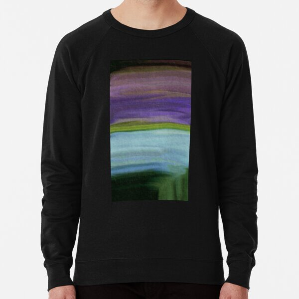 Crystal falls  Lightweight Sweatshirt