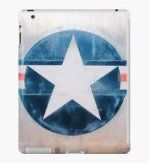 Air Force Vintage Military Emblem iPad Case/Skin