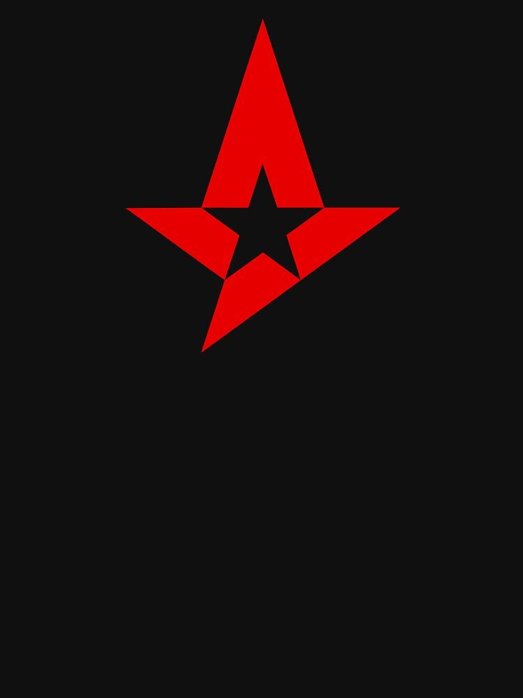 CSGO Team Astralis Logo by BurningRabbit