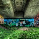 Cowra Painted Pylon 9 by Jason Ruth