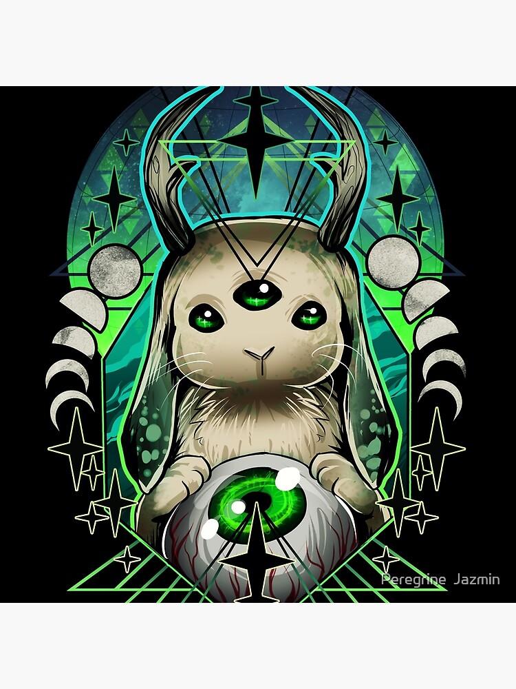 Space Bunny  by retkikosmos