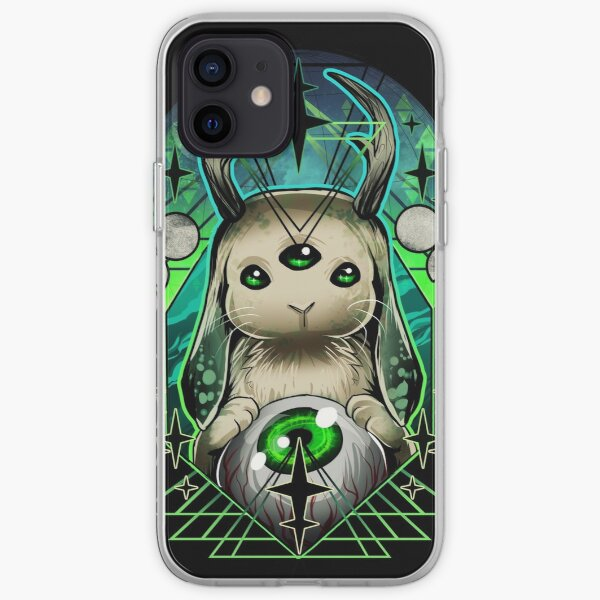 Space Bunny  iPhone Soft Case