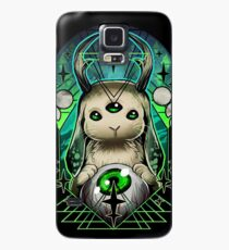 Space Bunny  Case/Skin for Samsung Galaxy