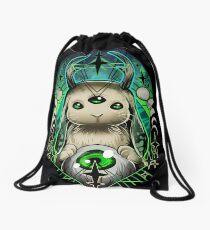 Space Bunny  Drawstring Bag