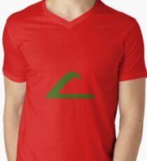 Pokemon League Symbol Men's V-Neck T-Shirt