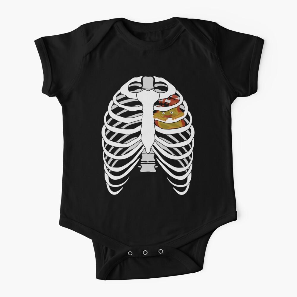 El corazón del mago Body para bebé
