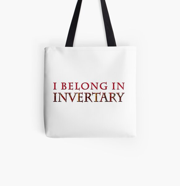 Invertary  All Over Print Tote Bag