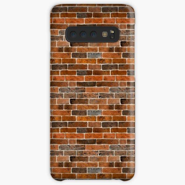 Brick Wall Samsung Galaxy Snap Case