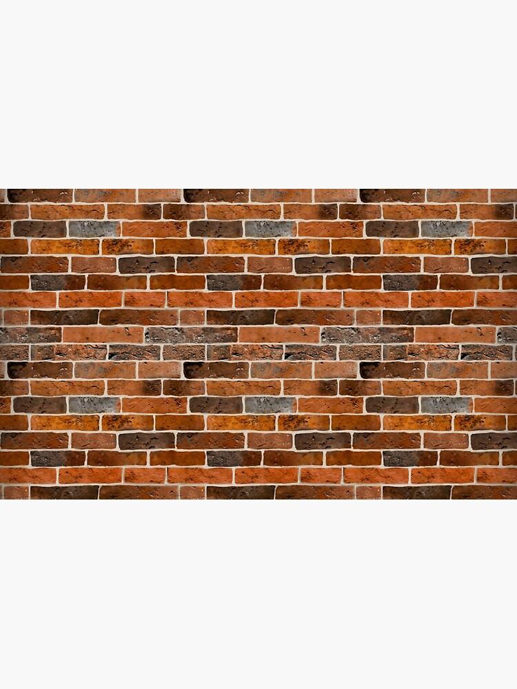 Brick Wall by DolphinPod