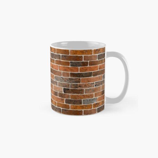 Brick Wall Classic Mug