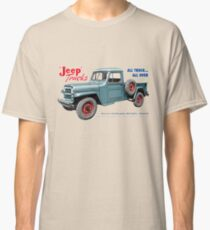 Jeep Trucks Classic T-Shirt