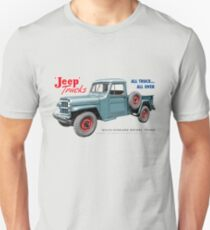 Jeep Trucks Unisex T-Shirt