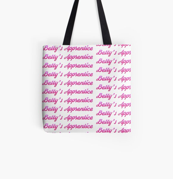 Betty's apprentice All Over Print Tote Bag