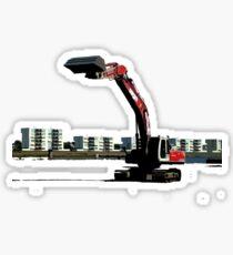 buldozer Sticker