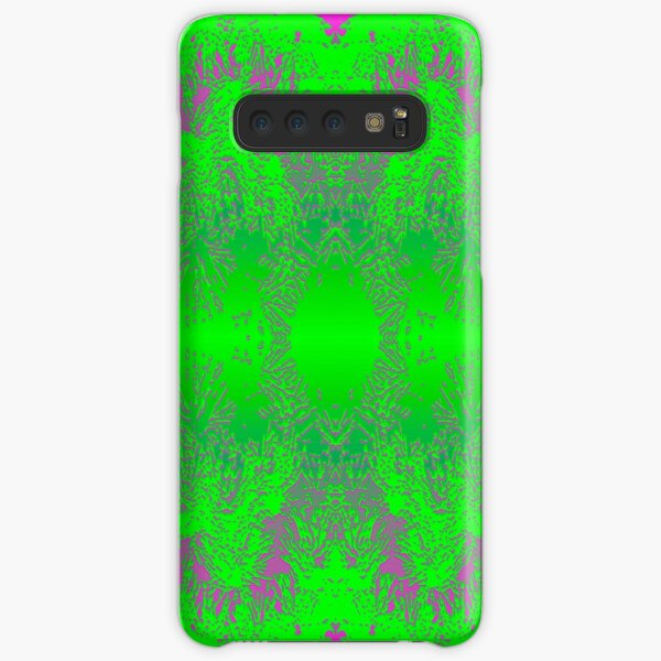 Lumo Pink Blue Wallpaper Case Skin For Samsung Galaxy By Haymelter Redbubble
