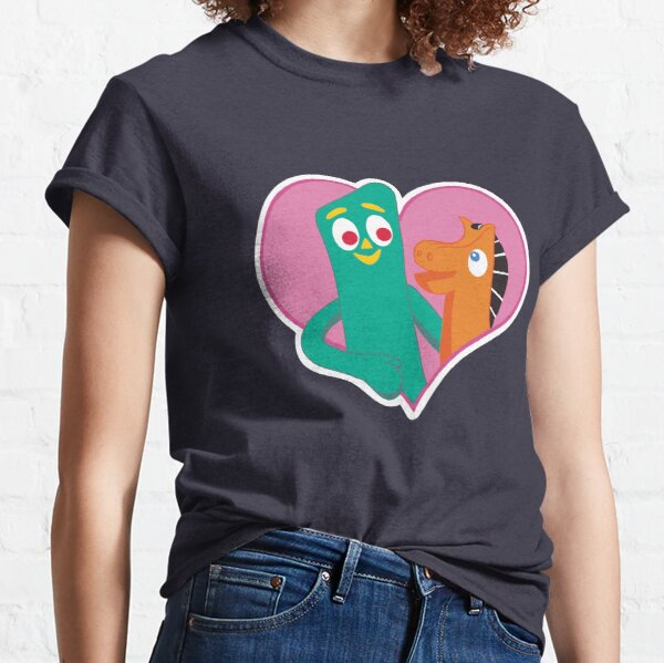 Gumby and Pokey Classic T-Shirt