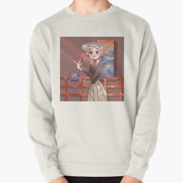 The Cute Scream Pullover Sweatshirt