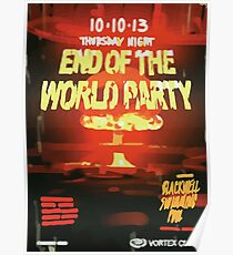 Vortex Club - Another End of the World Vortex Club Poster Poster
