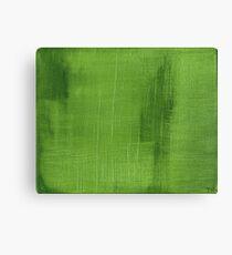 Cut Grass Canvas Print
