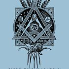"""""""Since Time Immemorial"""" Masonic shirt by BlueLine LEO"""