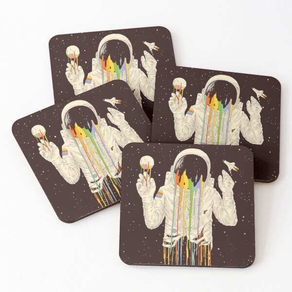 A Dreamful Existence Coasters (Set of 4)