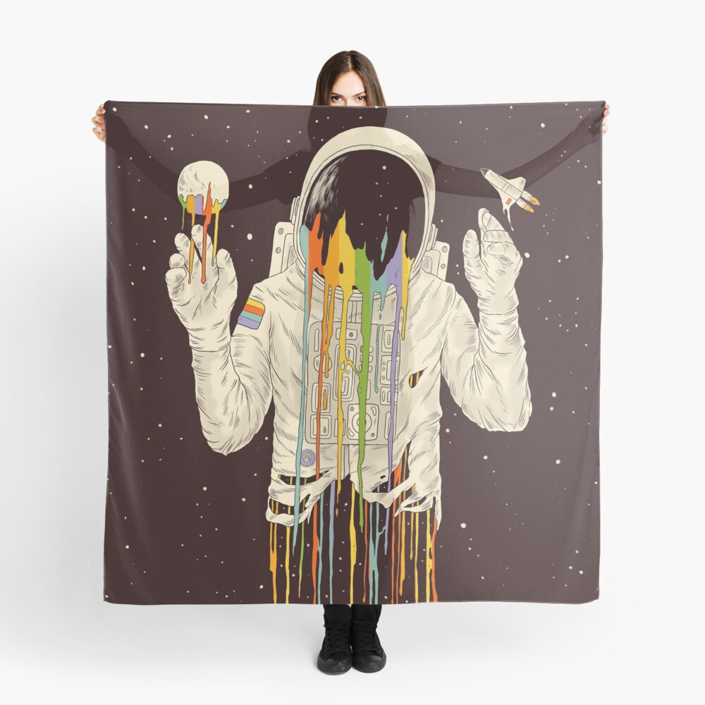 A Dreamful Existence Scarf