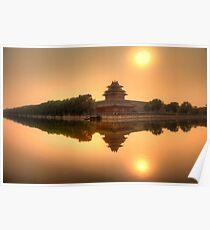 The Forbidden City, Beijing Poster