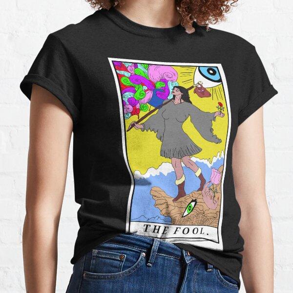 The Fool (c) A.R. Minhas 2018 Classic T-Shirt