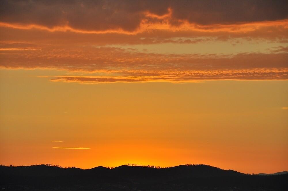 Sunrise by Morag Anderson