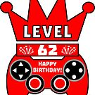 Level 62 Complete by wordpower900