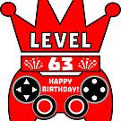Level 63 Complete by wordpower900