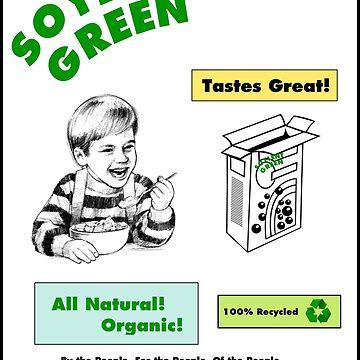 Soylent Green Breakfast Cereal by mbassman